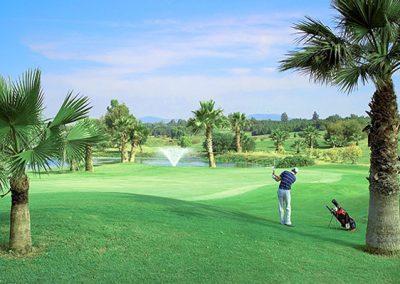 golf citrus4 400x284 - Notre résidence