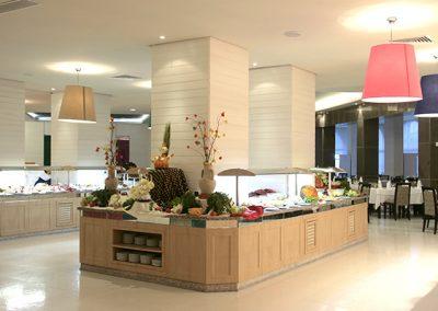 restaurant2 400x284 - Notre résidence